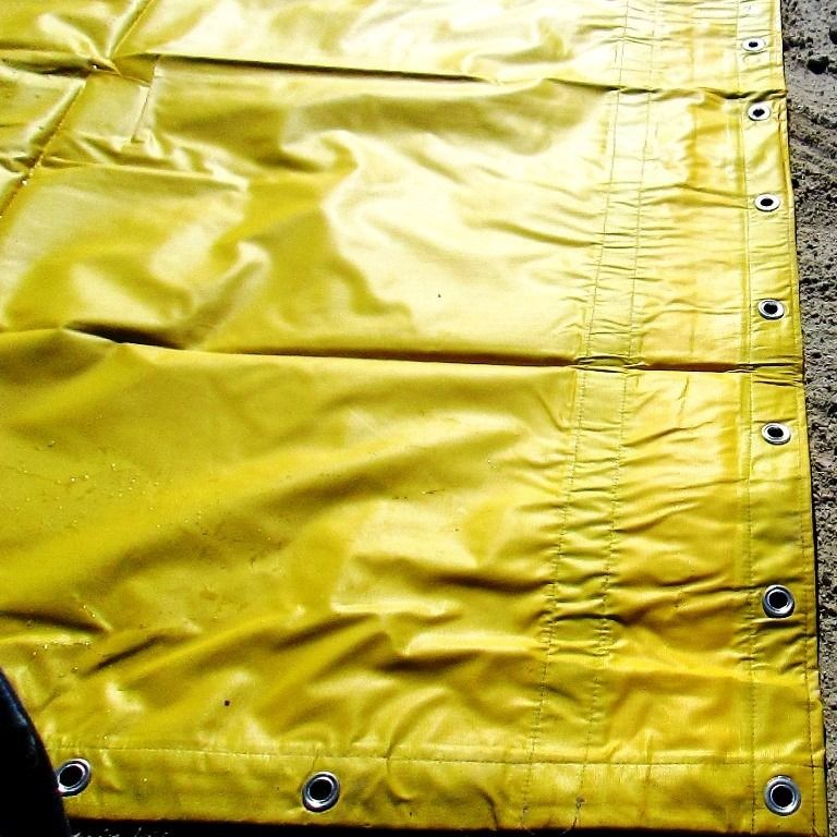 High Strength PET Geotextile Fsc Type 2 Floating Silt Curtain